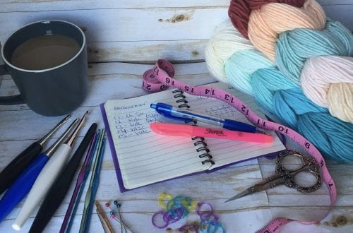 Tools for crochet pattern tetser