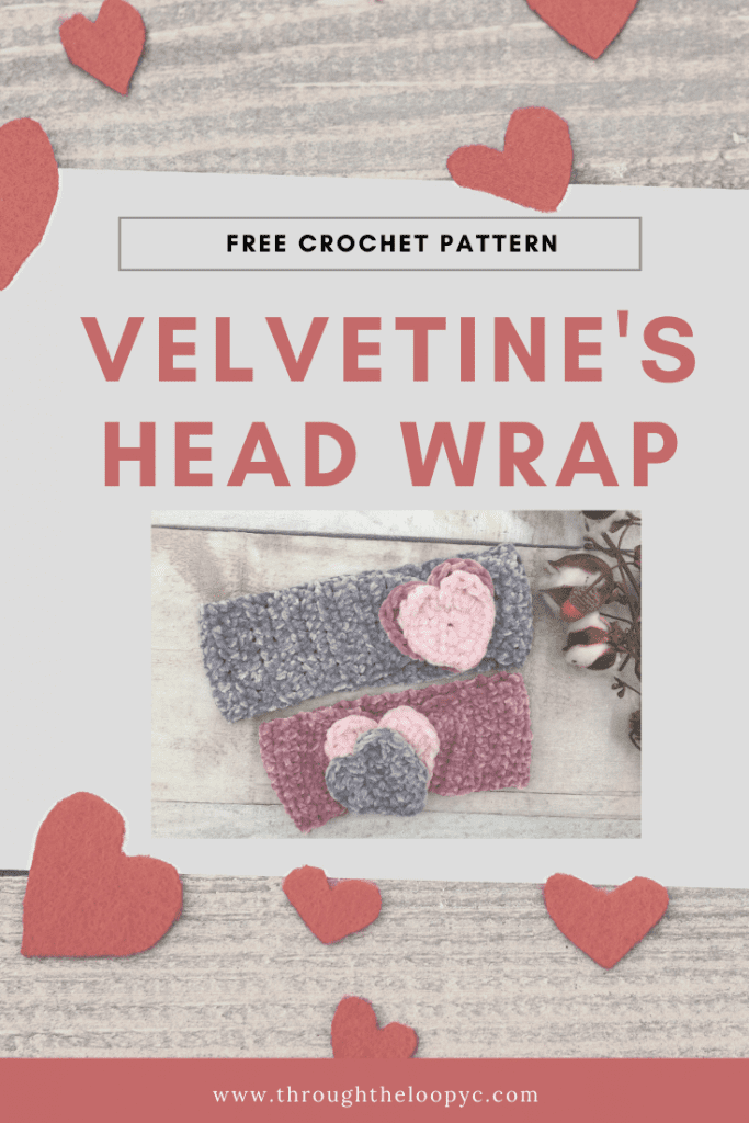 Velvetine's Head Wrap Free Crochet Pattern