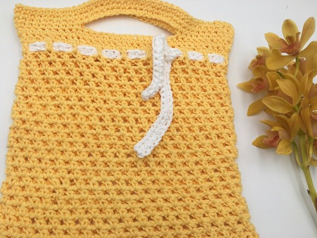 Sunday Market Bag Free Crochet Pattern