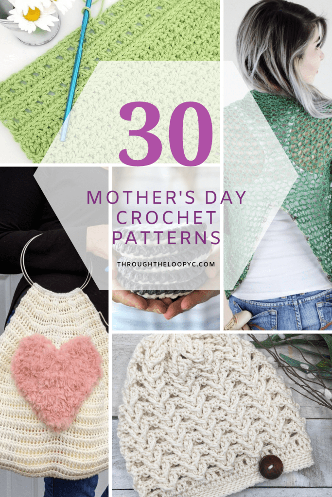30 Mother's Day Crochet Patterns