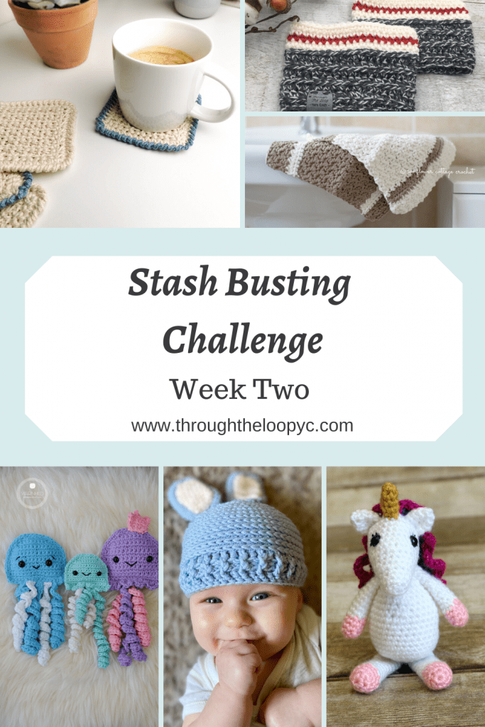 Stash Busting Challenge Week Two