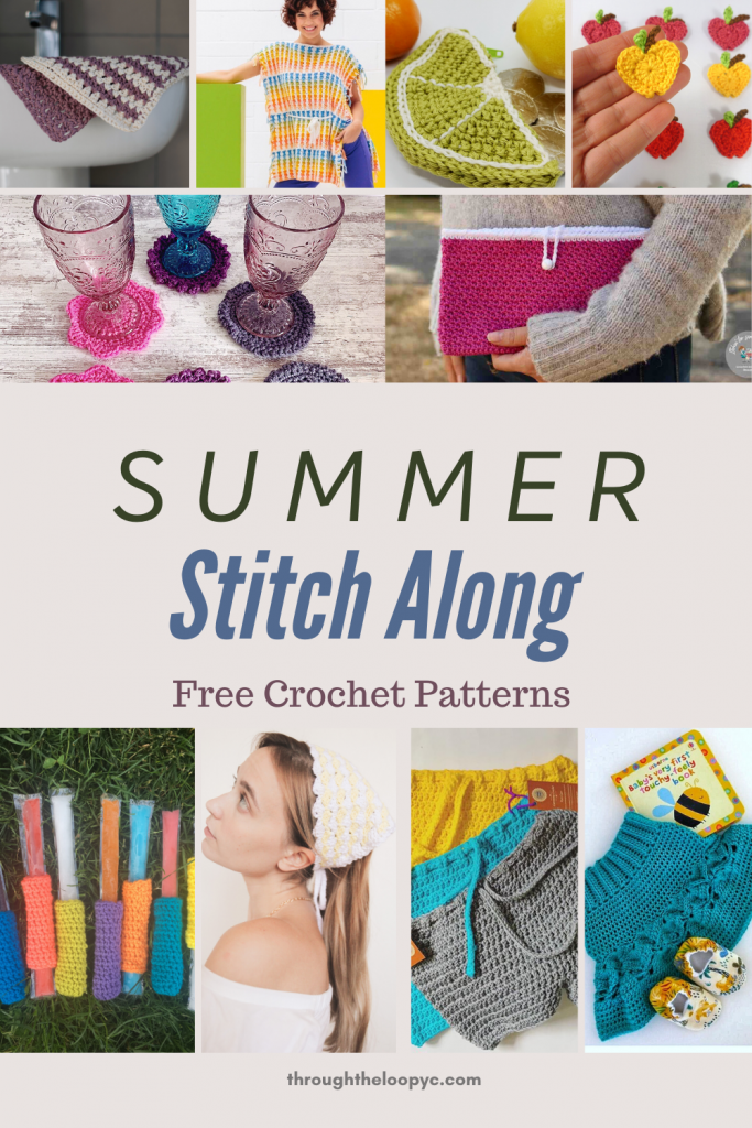Summer Stitch Along 2020